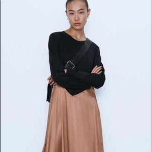 Zara Color Contrast dress
